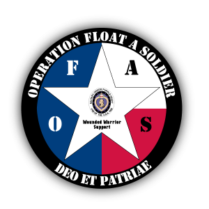 Operation Float a Soldier Logo