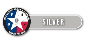 Operation Float a Soldier - Silver Sponsor